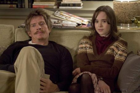 Thomas Haden Church  and Ellen Page in SMART PEOPLE. Photo credit: Bruce Birmelin/ Courtesy of Miramax Films.