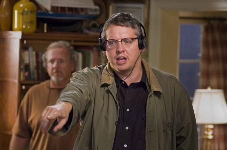 Adam McKay (pictured) takes the helm of Columbia Pictures' Step Brothers. © 2008 Columbia Tristar Marketing Group, Inc. ® All rights reserved