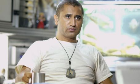 Cliff Curtis  moderates the discussion in the galley.