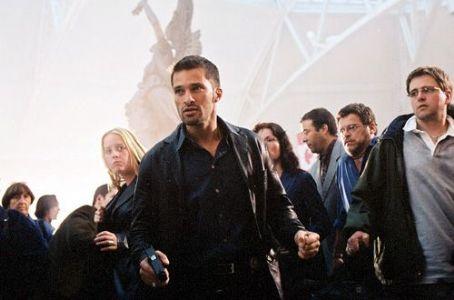 Olivier Martinez  stars in Taking Lives, also starring Angelina Jolie and Distributed by Warner Bros. Pictures.