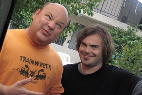 Kyle Gass  and Jack Black in Tenacious D in the Pick of Destiny - 2006