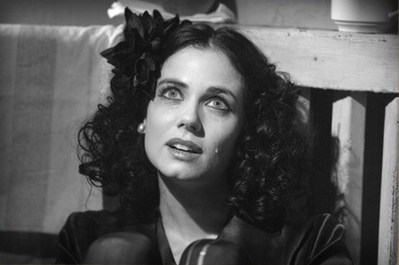 The Black Dahlia Mia Kirshner as Elizabeth Short in Universal Pictures'  - 2006