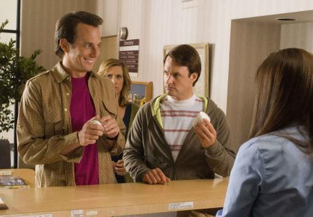 Will Forte Will Arnett (left) and  star in Revolution Studios' comedy THE BROTHERS SOLOMON, a TriStar Pictures release. Photo Credit: Sam Urdank