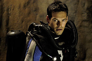 Eddie Cibrian  in Bruce Hunt's The Cave distibuted by Screen Gems - 2005
