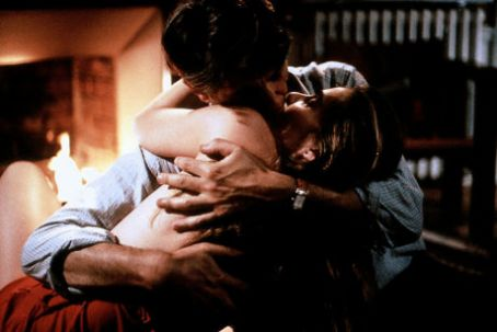 Bitter Moon Peter Coyote and Emmanuelle Seigner in  (1992)