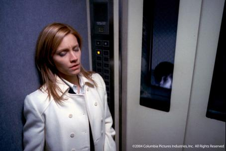 KaDee Strickland  in a scene from Takashi Shimizu's The Grudge - 2004