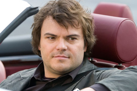 The Holiday Jack Black as Miles in comedy romance '' 2006. Directed by Nancy Meyers.