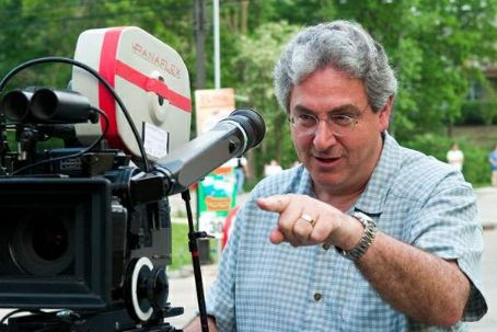 Harold Ramis  on the set of THE ICE HARVEST, a Focus Features release.
