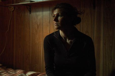 Connie Britton  as Abby Sellers in Larry Fessenden horror thrillers' The Last Winter. ©2006 last winter productions