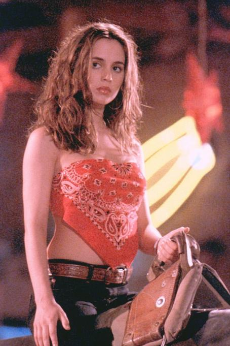 The New Guy Eliza Dushku in Columbia's  - 2002