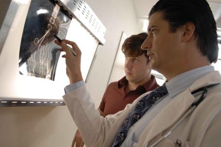 Ken Marino  star as Dr. Richie in The Ten