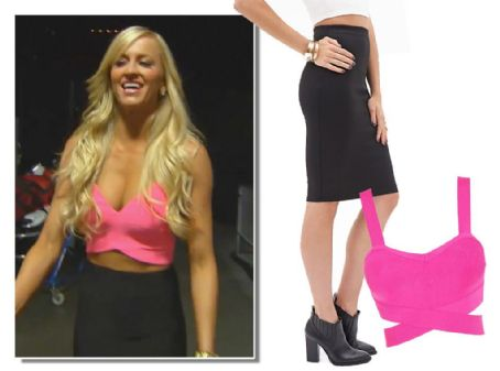 Brie Bella's Dolce & Gabbana Teen Choice Awards Outfit and More Total Divas Styles—Get the Hot Looks!
