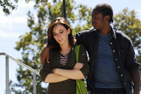 Najarra Townsend - Najarra and Matthew play as Tru and Lodell in drama romance 'TRU LOVED.'