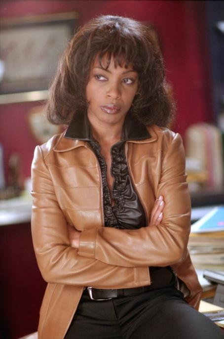 Aunjanue Ellis  in Universal's Undercover Brother - 2002