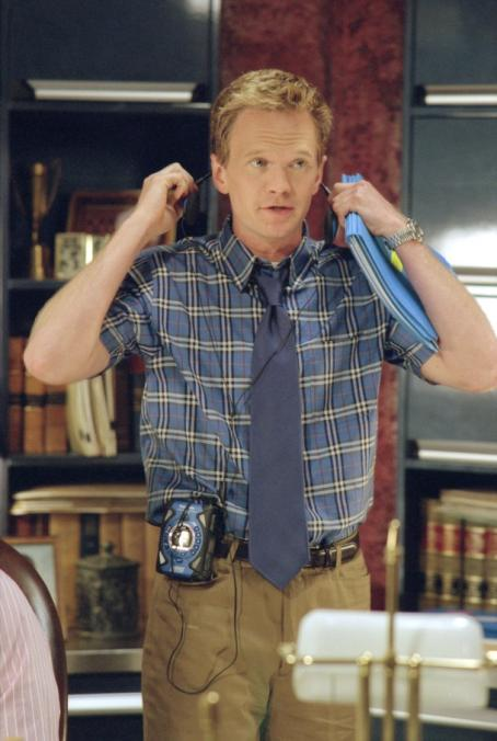 Neil Patrick Harris  in Universal's Undercover Brother - 2002