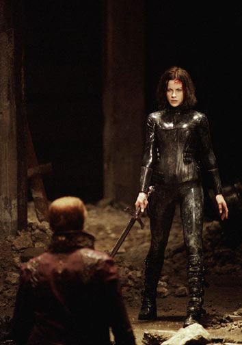 Underworld Kate Beckinsale in Columbia's  - 2003