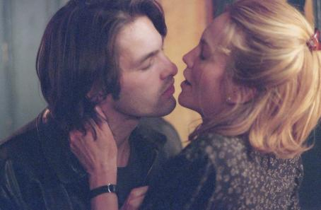 Olivier Martinez Diane Lane and  in 20th Century Fox's Unfaithful - 2002