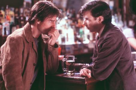 Tom Cruise and Noah Taylor in Paramount's Vanilla Sky - 2001
