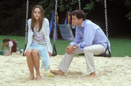 What a Girl Wants Amanda Bynes and Colin Firth in Warner Bros. Pictures coming-of-age comedy, 'What A Girl Wants.'