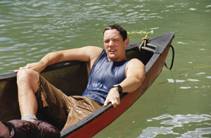 Matthew Lillard  as Jerry Conlaine in Without a Paddle - 2004