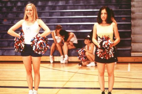 Sugar & Spice Marley Shelton and Marla Sokoloff in New Line's Sugar and Spice - 2001