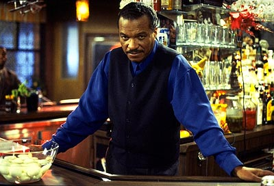 Billy Dee Williams  as Lester in Paramount's The Ladies Man - 2000