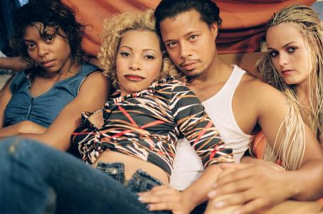 Taryn Manning Taraji P. Henson, Paula Jai Parker, Terrence Howard, ; Photo By: photo by John Singleton.