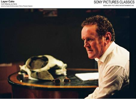 Colm Meaney  as Gene.