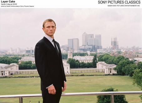 XXXX Daniel Craig as .
