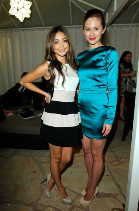Sarah Hyland - The Songbirds' 'Miss Me' Album Release Party at Sunset Marquis Hotel & Villas (August 9)