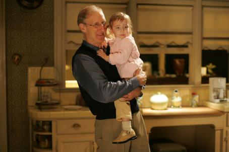 Six Feet Under James Cromwell as George Sibley in HBO's drama movie : Fifth Season.