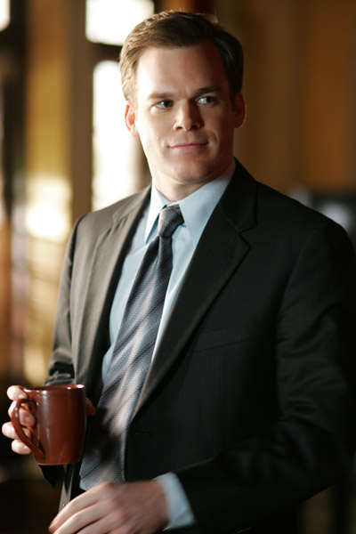 Six Feet Under Michael C. Hall as David Fisher