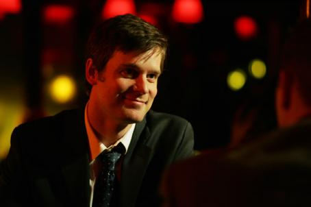 Peter Krause  plays Nate Fisher in Alan Ball's drama/comedy Six Feet Under: Fifth Season - 2005