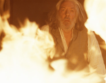 Donald Sutherland  as John Bell in Freestyle Releasing, An American Haunting - 2006