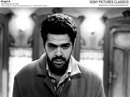 Angela's Eyes Jamel Debbouze as André. Photo from Angel-A, courtesy of Sony Pictures Classics Inc. © 2006 CTB Film Company.
