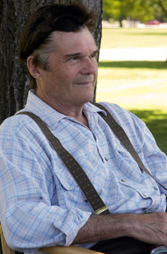 Fred Willard  as Bishop Linderman in Halestorm Entertainments' Church Ball - 2006