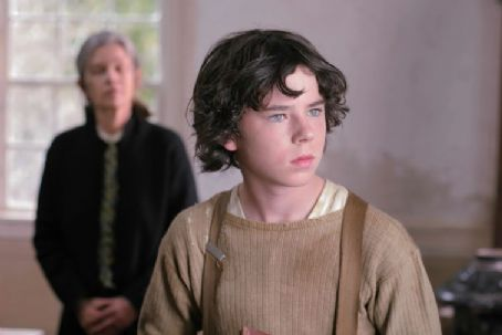 Charlie McDermott  as Wild Bill at school in Jay Craven 'Disappearances'