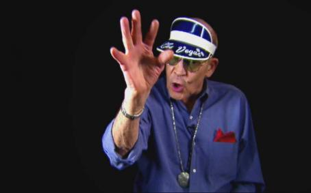 Hunter S. Thompson in documentary movies' Fuck - 2006