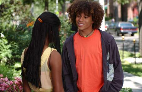 Jump In! Corbin Bleu star as Izzy Daniels in Jump In