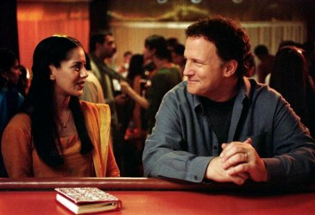 Albert Brooks Sheetal Sheth as Maya and ' as himself in Brooks' Looking for Comedy in the Muslim World, a Warner Independent Pictures release. Photo credit: Lacey Terrell © 2005 Shangri-La Entertainment, LLC.