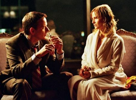 Campbell Scott as Paul and Kyra Sedgwick as Emily in ThinkFilms', Loverboy - 2006