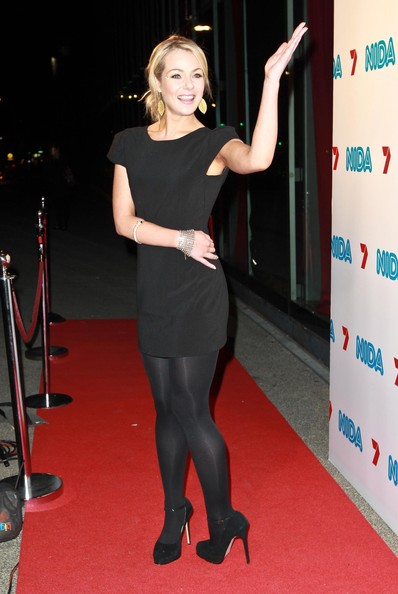 Jessica Marais - The 2010 NIDA Foundation Dinner Gala