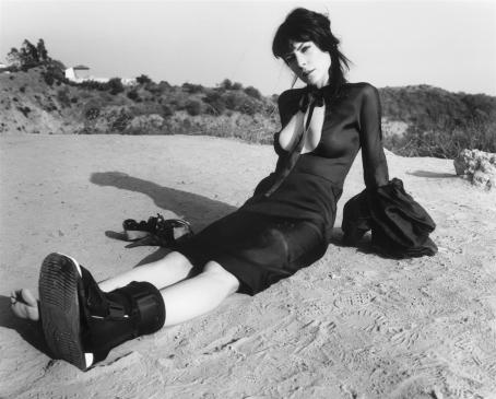 Lara Flynn Boyle - Lara Boyle - Carter Smith Photoshoot