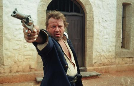 Ray Winstone  as 'Captain Stanley' in 'The Proposition'. Photo by: Kerry Brown