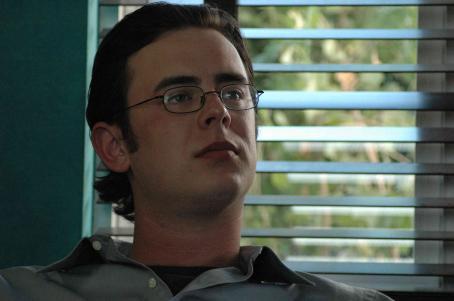 Colin Hanks  as Doug in ALONE WITH HER directed by Eric Nicholas. Photo credit: Buzz Harris, Rachel Engelman. An IFC First Take release.