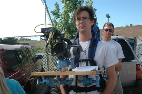 Colin Hanks  on the set of Alone with Her - 2007