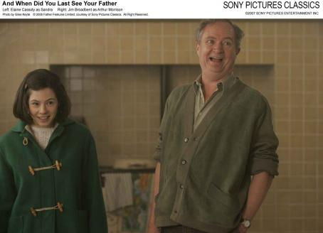 Elaine Cassidy Left:  as Sandra; Right: Jim Broadbent as Arthur Morrison. Photo by Giles Keyte © 2006 Father Features Limited, courtesy of Sony Pictures Classics. All Right Reserved.