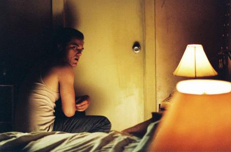 Michael Shannon  stars as Peter Evans in BUG, directed by William Friedkin. Photo credit: Anthony Friedkin