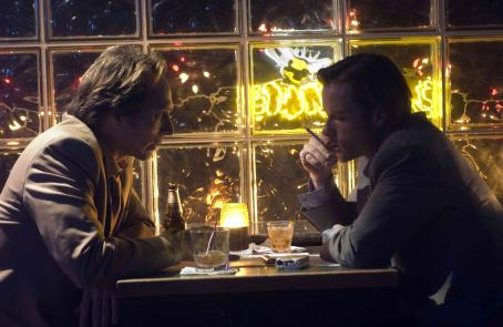 William Fichtner Guy Pearce and  star in First Snow, a Yari Film Group release.  ©2007 Yari Film Group Releasing.