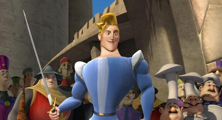 Patrick Warburton Prince Humperdink (voiced by ) in HAPPILY N'EVER AFTER. Photo credit: Lionsgate